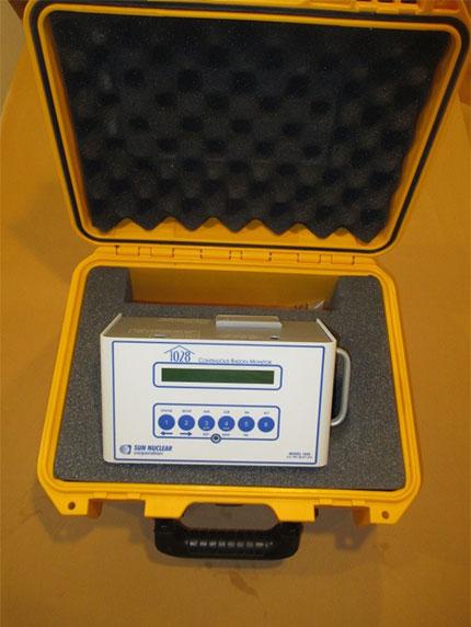 Services - Radon Testing - Donaldson Environmental - Lakeland, FL